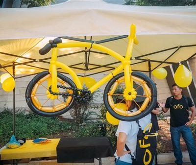 אופניים מעוצבות
